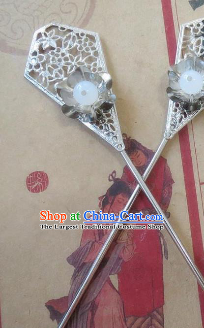 Chinese Ancient Princess Hair Accessories Traditional Hanfu Palace Hairpins for Women