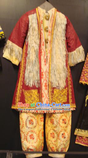Traditional Greek Prince Costume Ancient Greece Festival Chlamys Clothing for Men