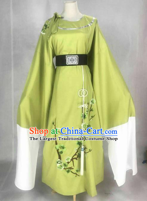 Chinese Traditional Beijing Opera Niche Clothing Ancient Number One Scholar Embroidered Costume for Men