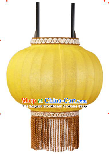18 Inch Chinese Traditional Handmade Lantern Bamboo Weaving Palace Lanterns