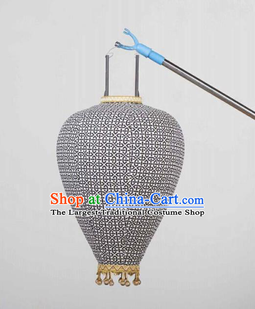 Chinese Traditional New Year Hanging Lantern Handmade Vase Palace Lanterns