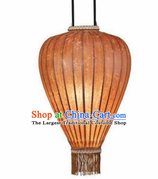 Chinese Traditional New Year Hanging Lantern Handmade Oil Paper Palace Lanterns