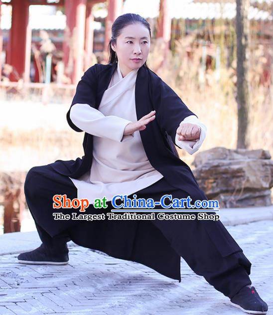 Chinese Traditional Martial Arts Competition Costume Kung Fu Clothing for Women