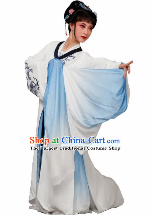 Chinese Traditional Peking Opera Nobility Lady Dress Beijing Opera Hua Dan Costume for Women