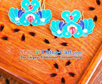 Chinese Traditional Hair Accessories Ancient Palace Handmade Hanfu Hairpins for Women
