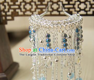 Chinese Handmade Tassel Hairpins Traditional Ancient Princess Hair Accessories for Women