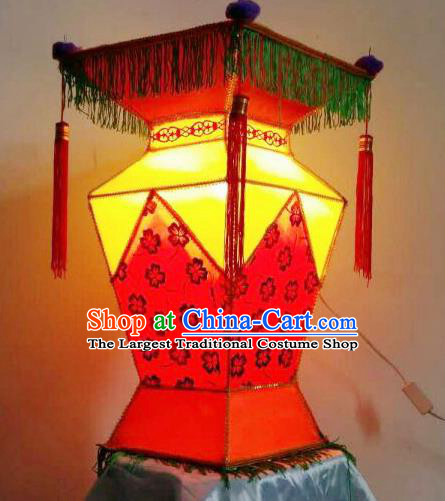 Chinese Handmade Palace Lanterns Ancient Traditional New Year Lantern Ceiling Lamp