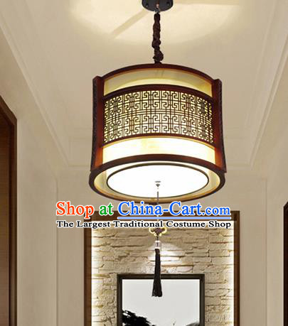 Chinese Traditional Ceiling Palace Lantern Handmade New Year Lanterns Hanging Lamp