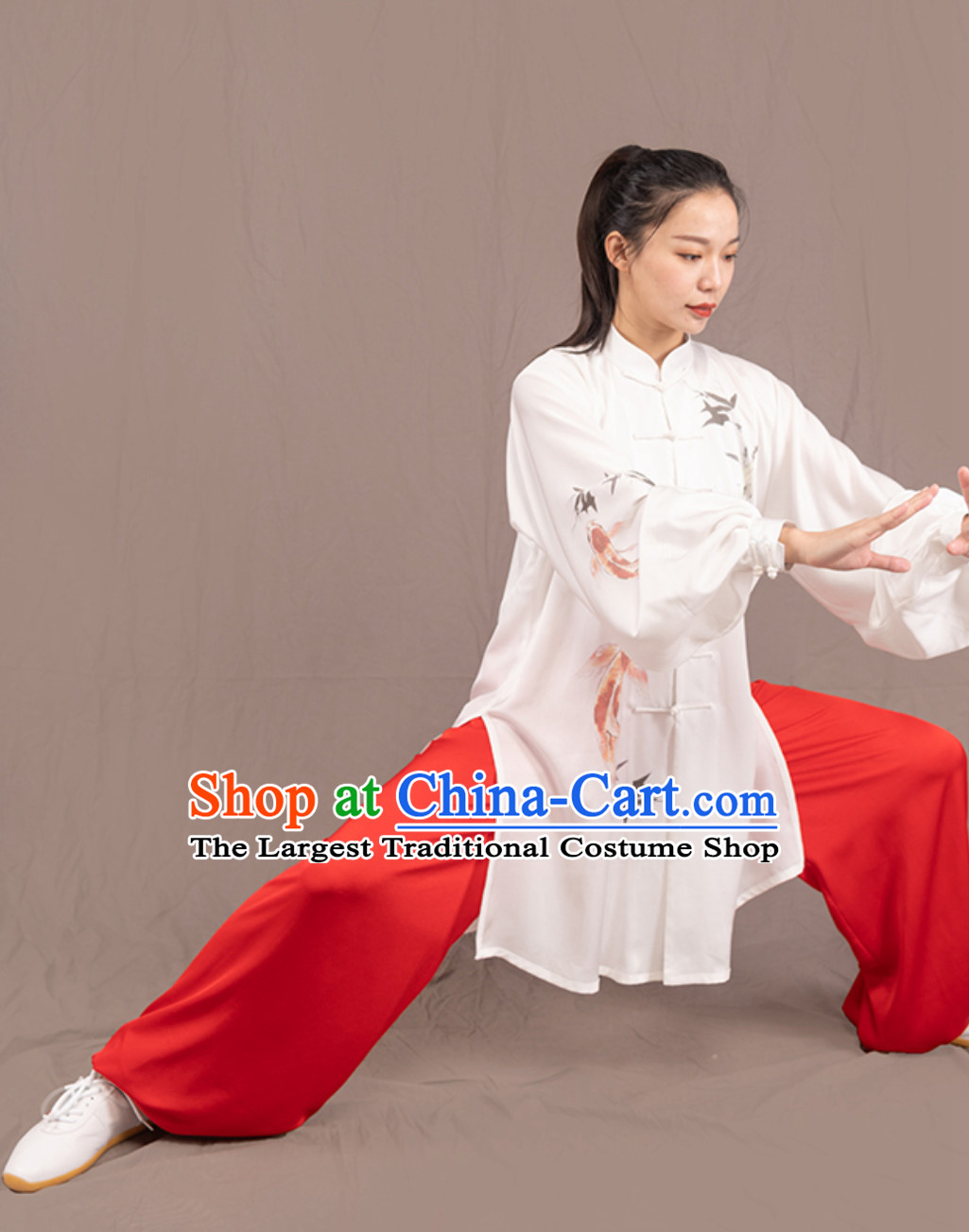 Top Chinese Traditional Competition Championship Professional Tai Chi Uniforms Taiji Kung Fu Wing Chun Kungfu Tai Ji Sword Master Clothing Suits Clothes for Women