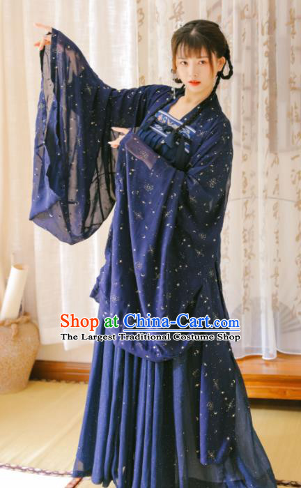 Ancient Chinese Tang Dynasty Princess Historical Costume Traditional Court Hanfu Dress for Women