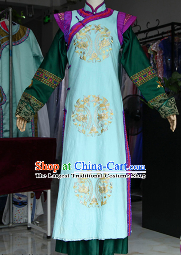 TV Drama Beauties Without Tears Hai Lanzhu Qing Dynasty Imperial Costume Clothing Complete Set