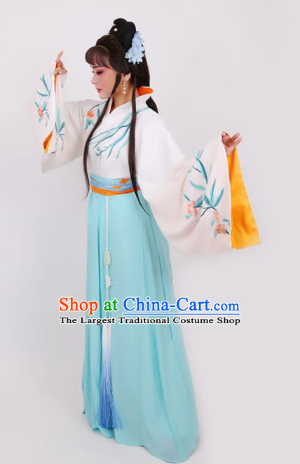 Chinese Traditional Opera Dress Ancient Beijing Opera Diva Embroidered Costume for Women