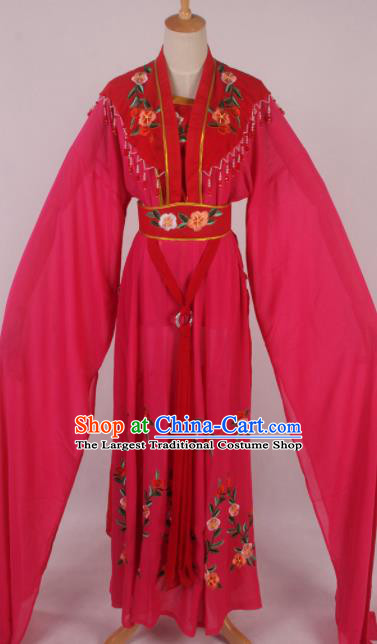 Chinese Traditional Shaoxing Opera Seven Fairies Dress Ancient Peking Opera Actress Costume for Women
