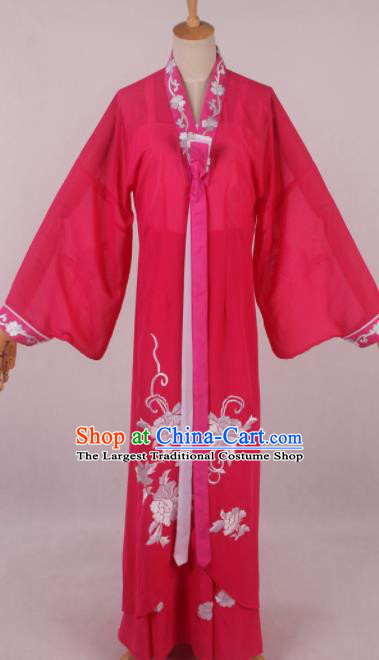 Chinese Traditional Shaoxing Opera Chun Xiang Dress Ancient Peking Opera Actress Costume for Women