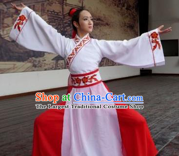 Traditional Chinese Classical Dance Shan Wu Cang Qiong Costume Fan Dance Solo Dance Clothing for Men