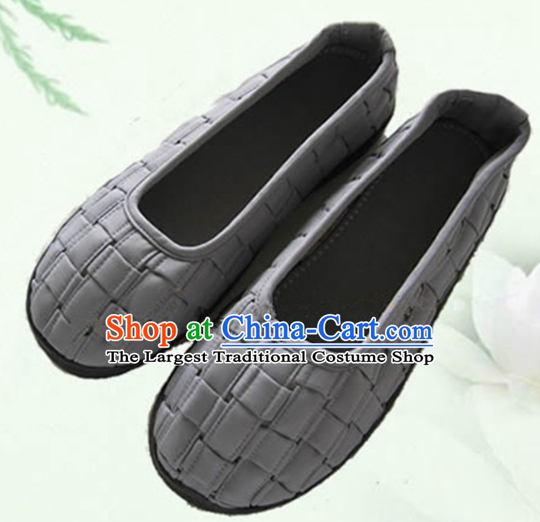 Traditional Chinese Style Handmade Monk Shoes