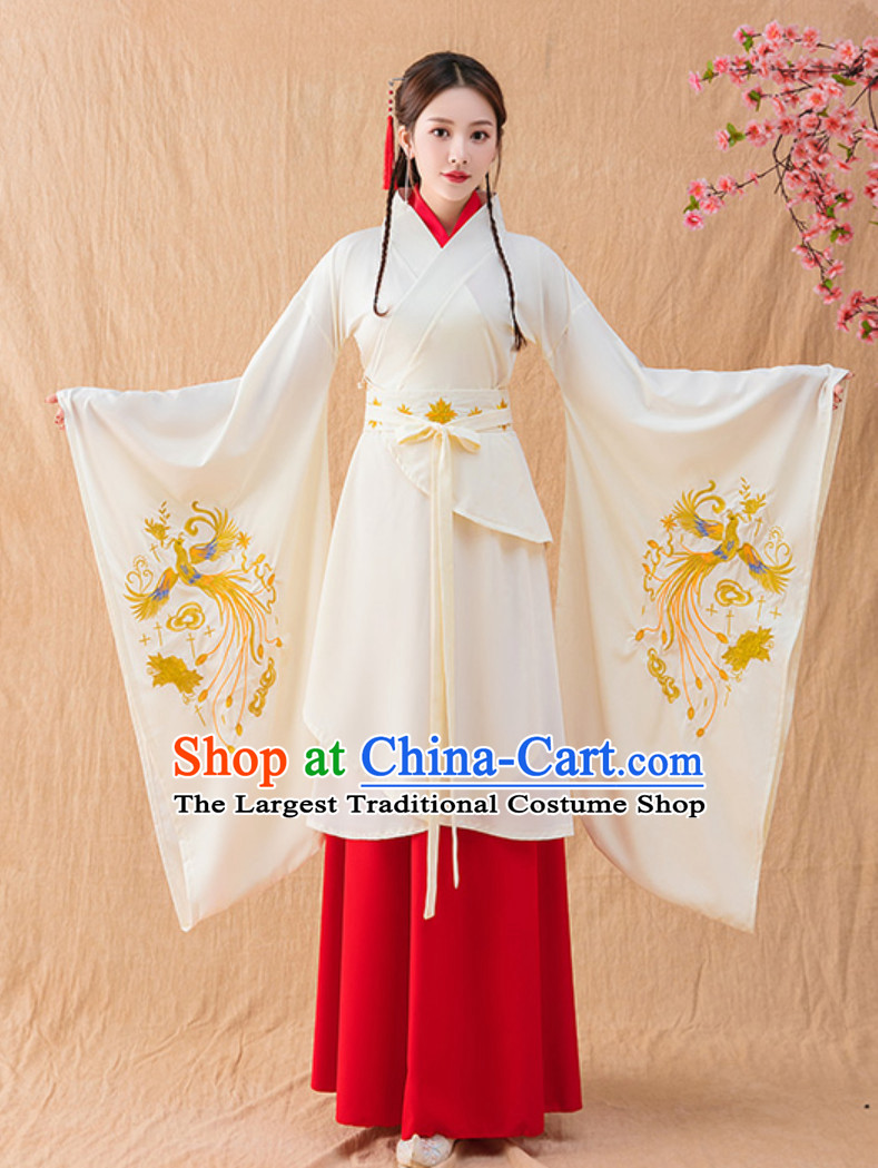 Ancient Chinese Style Queen Phoenix Costumes