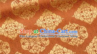 Asian Chinese Classical Pattern Design Brocade Tapestry Satin Fabric Traditional Silk Material