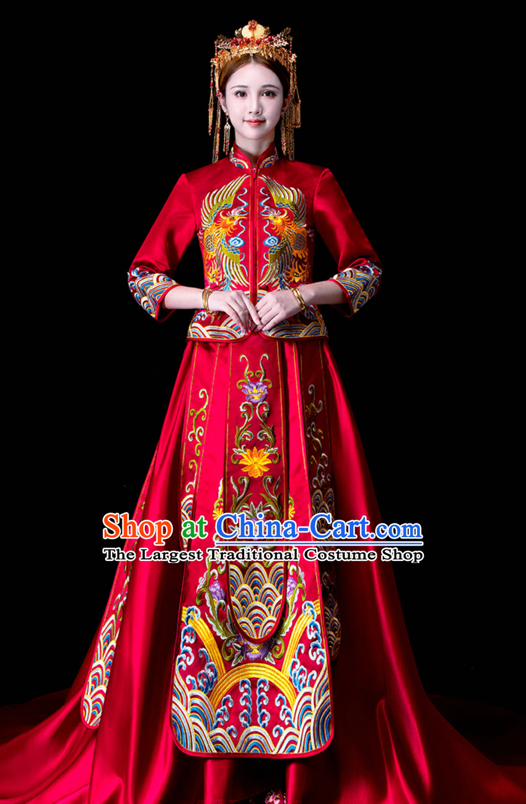 Chinese Traditional Kazak Clothing Folk Dance Ethnic Dress for Women