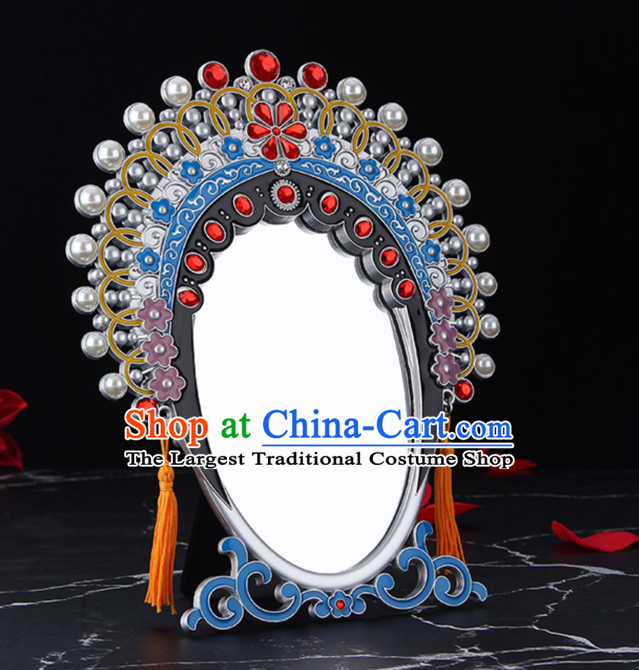 Professional Beijing Opera Peking Opera Mirror for Make Up