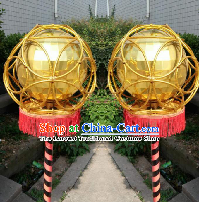 Chinese Traditional Opera Prop Lantern Festival Dragon Dance Ball