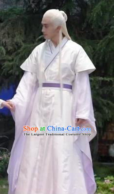 Chinese Ancient God Lord Garment Drama Eternal Love of Dream Immortal Dong Hua Apparels Costumes