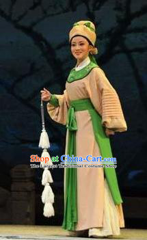 Chinese Yue Opera Xiaosheng Garment Costumes and Hat The Magnificent Mayor Shaoxing Opera Young Male Apparels