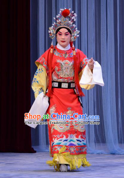 Number One Scholar Matchmaker Chinese Peking Opera Royal Highness Garment Costumes and Headwear Beijing Opera Xiaosheng Apparels Young Male Clothing