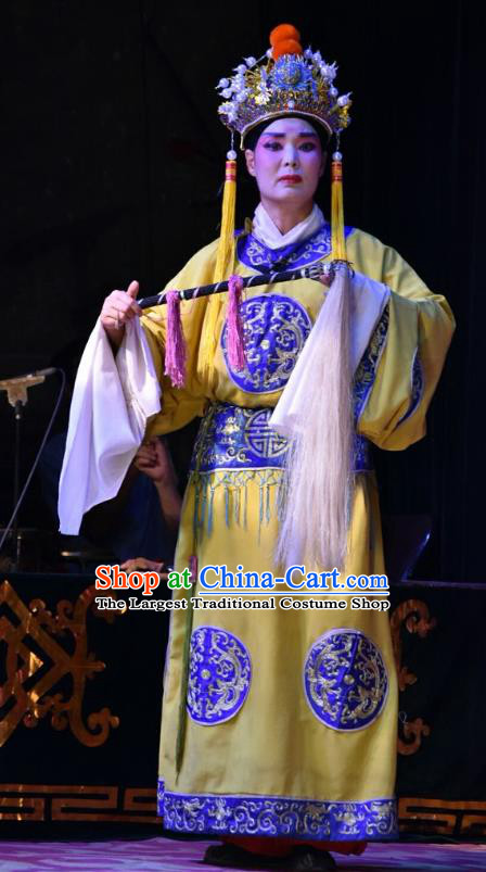 Ming Gong Duan Chinese Shanxi Opera Figurant Apparels Costumes and Headpieces Traditional Jin Opera Eunuch Garment Palace Servant Clothing