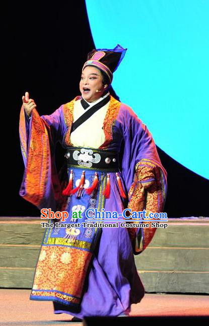 Chinese Traditional Bully Sun Xiu Apparels Costumes Historical Drama Lv Zhu Nv Chuan Qi Ancient Rich Male Garment Rascal Clothing and Headwear