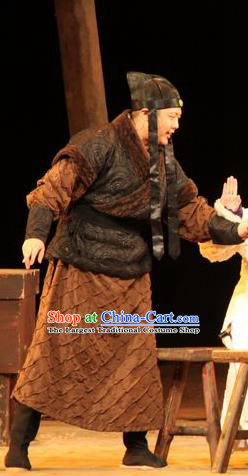Chinese Traditional Ming Dynasty Swordsman Clothing Stage Performance Historical Drama New Dragon Inn Apparels Costumes Ancient Knight Garment and Headwear