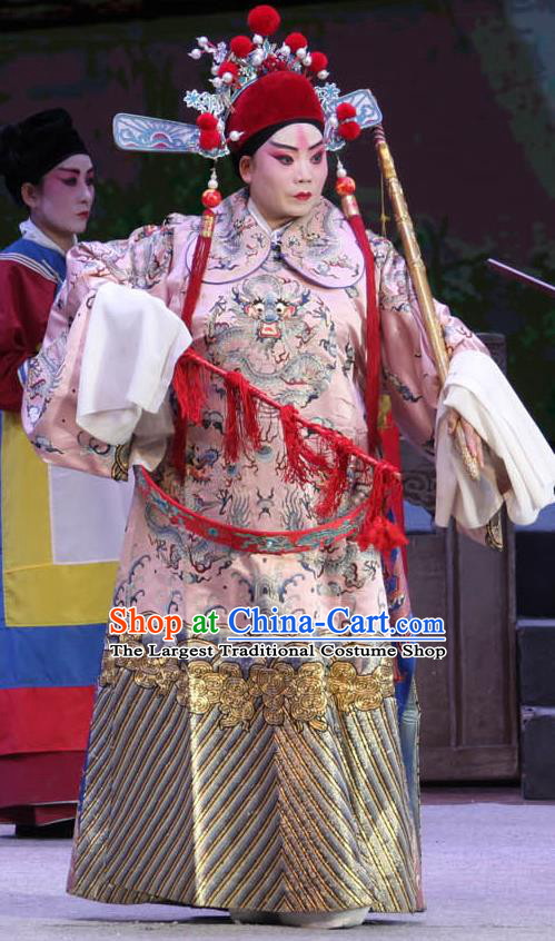 Chinese Bangzi Opera Xiaosheng Chang Tianliang Apparels Costumes and Headpieces Traditional Shanxi Clapper Opera Noble Childe Garment Young Man Clothing