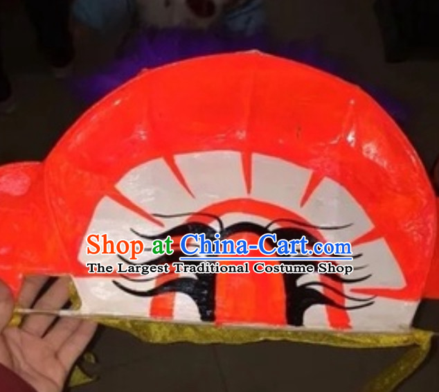 Professional Lion Jaws for Lion Dancing Performance